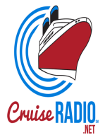 154 Broadcasting in Alaska on Holland America's Oosterdam
