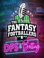 Fantasy Football DFS Podcast - Week 9, 2017
