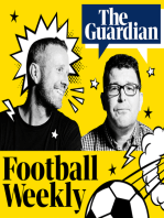 Anfield nights and Christ on a bicycle kick – Football Weekly Extra