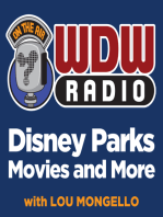WDW NewsCast - June 27, 2013 - Limited Time Magic, Food in a Cone, New Disney Movies