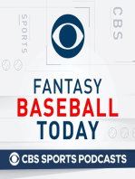 05/07 Fantasy Baseball Podcast