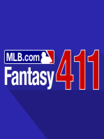 Pitchers and Hitters on Hot Streaks - 4/14/17