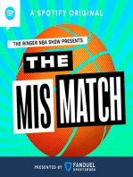 The J.J. Redick Podcast Promo