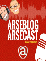Arseblog arsecast Episode 29 - The Phantom Dennis