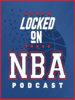 LOCKED ON NBA -- 6/17 -- Lakers, Pelicans crossover Anthony Davis trade reaction