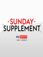 Sunday Supplement - 12th April
