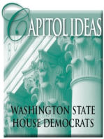 Two of Rep. Mike Pellicciotti's favorite words are accountability and transparency, especially as applied to government, the election process, and the private sector. We'll talk about all these and more in this first Capitol Ideas podcast of the 2019 legislative interim.
