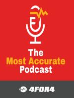 2016E28 The Most Accurate Podcast -- 4for4.com Fantasy Football