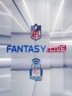 NFL Fantasy Live - January 21, 2013 Hour 1