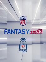 NFL Fantasy Live - December 24, 2012 Hour 1