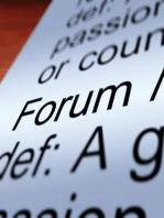 The Forum – God's love and the LGBTQ Community
