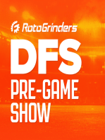 MLB DFS Lineup Strategy | 4/2/19 FantasyDraft GrindersLive | DraftKings & FanDuel