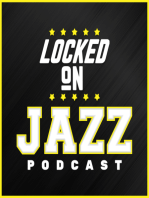 LOCKED ON JAZZ - Creating the rightful order of the basketball universe is the off-season goal for the Utah Jazz