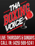 ?Keith Thurman Overcomes Adversity?Jaime Munguia wants Andrade & More?