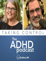 The Pre- & Post-Diagnosis Journey with ADD Crusher Alan Brown