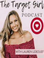 25 | Dirty John's Terra Newell talks about the Bravo Show, on dealing with anxiety, tinder dating safety and MORE target faves!