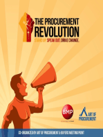 Introduction to The Procurement Revolution Podcast