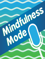 087 Anxiety and Mindfulness Weekends With Bruce Langford and Jeffrey Agostinelli