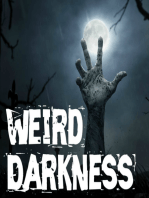 """WHERE IN HECK ARE ALL THE ALIENS?"" and 5 More True Paranormal Stories! #WeirdDarkness"
