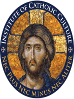 Vatican I and II – Part One