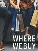 How Do Baby Boomers Shop? - Where We Buy #20