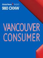 Vancouver Consumer - February 9. 2019 - Carbon Monoxide Awareness