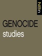 "Joyce Apsel and Ernesto Verdeja, ""Genocide Matters"