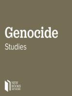 """Adam Jones, """"The Scourge of Genocide"""