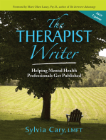 The Therapist Writer