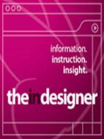 The InDesigner - Episode 35 (VIDEO)