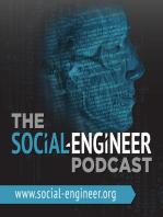 Ep. 062 - Propaganda, Influence and the Social Engineer