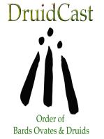 DruidCast - A Druid Podcast Episode 72