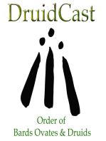 Druidcast Episode 1
