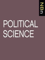 "Elizabeth Cohen, ""Semi-Citizenship in Democratic Politics"" (Cambridge UP, 2009)"