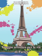 Viaggio artistico per le vie di Parigi.