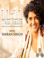 Two Meditative Talks from Simran