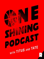 Way-Too-Early Top 10 Offseason Story Lines | One Shining Podcast