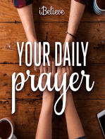 A Prayer to Find Faith in the Chaos