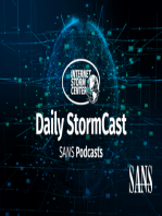 ISC StormCast for Thursday, May 9th 2019