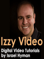 Izzy Video Ideas Episode 1 - Trying Something New Here
