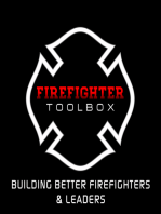 009- No Room for Trash Talking & Chest Beating in the Fire Service