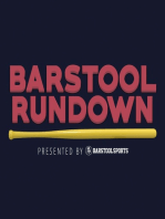 Barstool Rundown - April 10, 2018