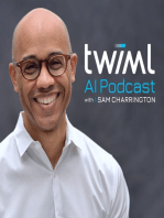 Machine Learning Platforms at Uber with Mike Del Balso - TWiML Talk #115