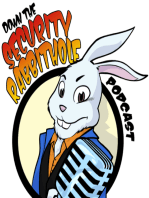 """Down the Rabbithole - Episode 09 - Jeff Reich Explains """"Table Stakes"""" and Other InfoSec Genius"""