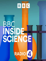 Higgs Boson; Neutrinos; Antarctic echo locator; Rainforest fungi; Alabama rot