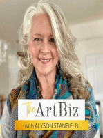 Caring for Your Most Precious Asset as an Artist with Missy Graff Ballone (#25)