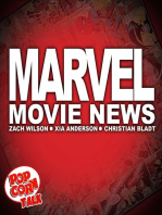Inhumans Fills Out Cast, Dr. Strange Villains and More! | Marvel Movie News Ep 121