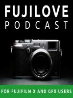 FujiLove Podcast 19 - Joshua Simmons