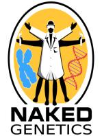 Genes for all - Naked Genetics 16.06.14