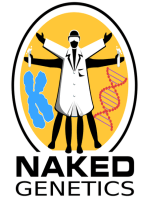 Doing the twist - packing DNA - Naked Genetics 13.04.14